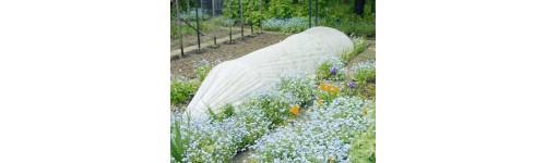 Folie ogrodowe i włókniny