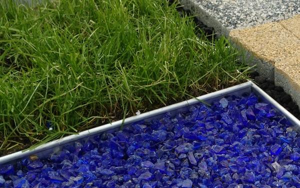 AluFLEX obrzeże trawnikowe