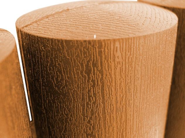 Wyglądają jak drewno!